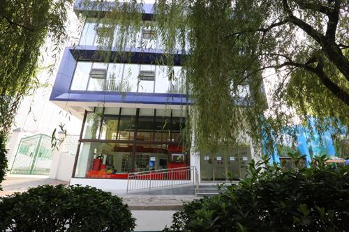 """""""平安树""""通过郑州市中小学校外教育基地验收"""